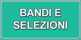 BANDI E SELEZIONI
